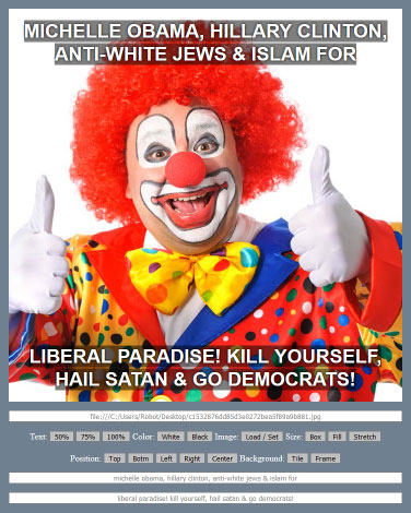 obama clinton jews islam liberals democrats